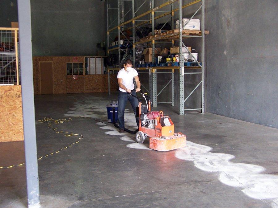 Prep For Epoxy Garage Floor : Epoxy flooring industrial safety coatings