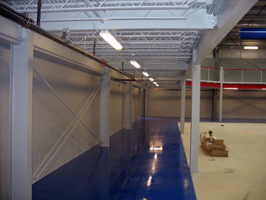 Industrial Safety Coatings Epoxy Floor Coating Contractors